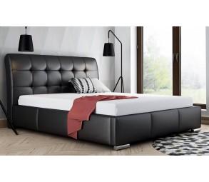 Мягкая кровать Amber