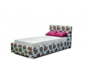 Мягкая кровать Kids 90x200