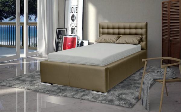 Мягкая кровать Porto Mini 90x200