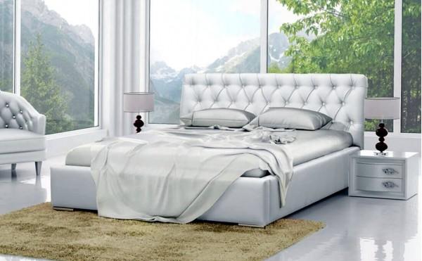 Мягкая кровать Retro