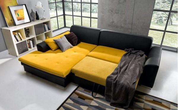 Capri угловой диван