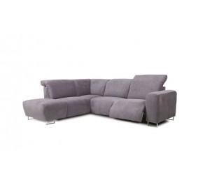 Lotta - угловой диван с реклайнером