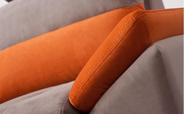 Manilla-XL угловой диван+2 подголовника