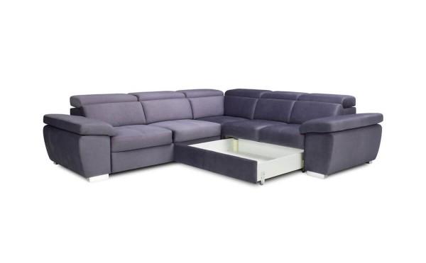 Rosso угловой диван